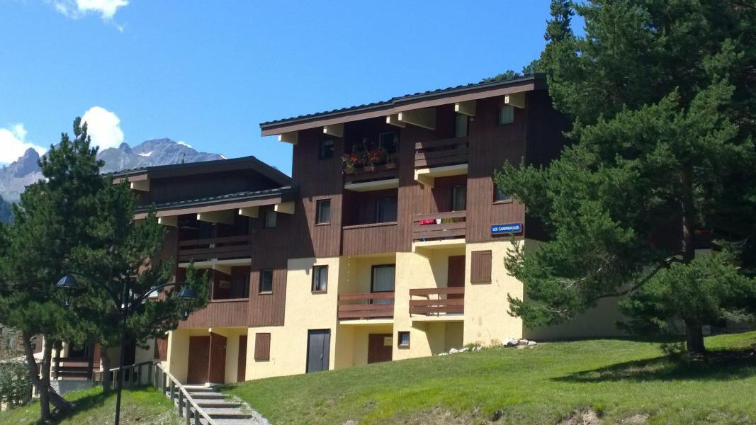 Alquiler al esquí Résidence les Campanules - La Norma
