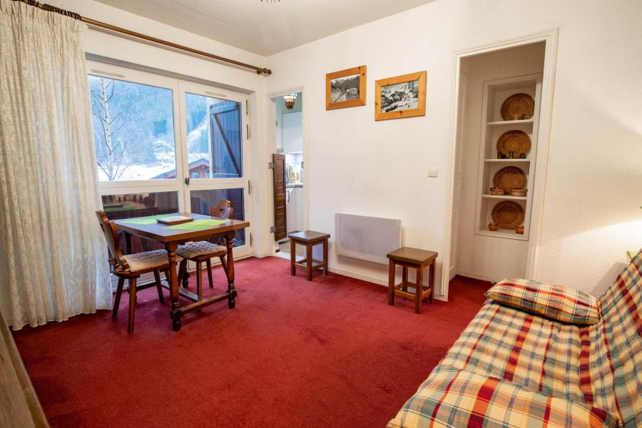 Rent in ski resort Studio 2 people (CA11FC) - Résidence les Campanules - La Norma