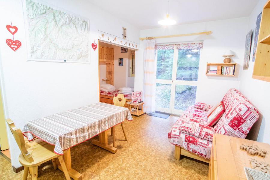 Location au ski Appartement 2 pièces 4 personnes (CA10FB) - Résidence les Campanules - La Norma - Coin repas