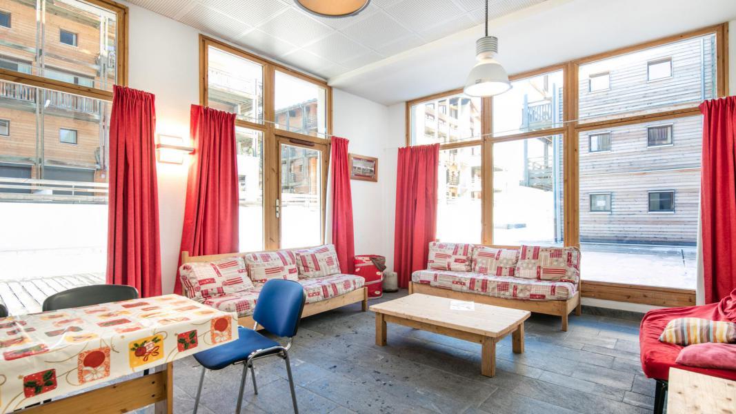 Location au ski Résidence les Chalets et Balcons de la Vanoise - La Norma - Réception