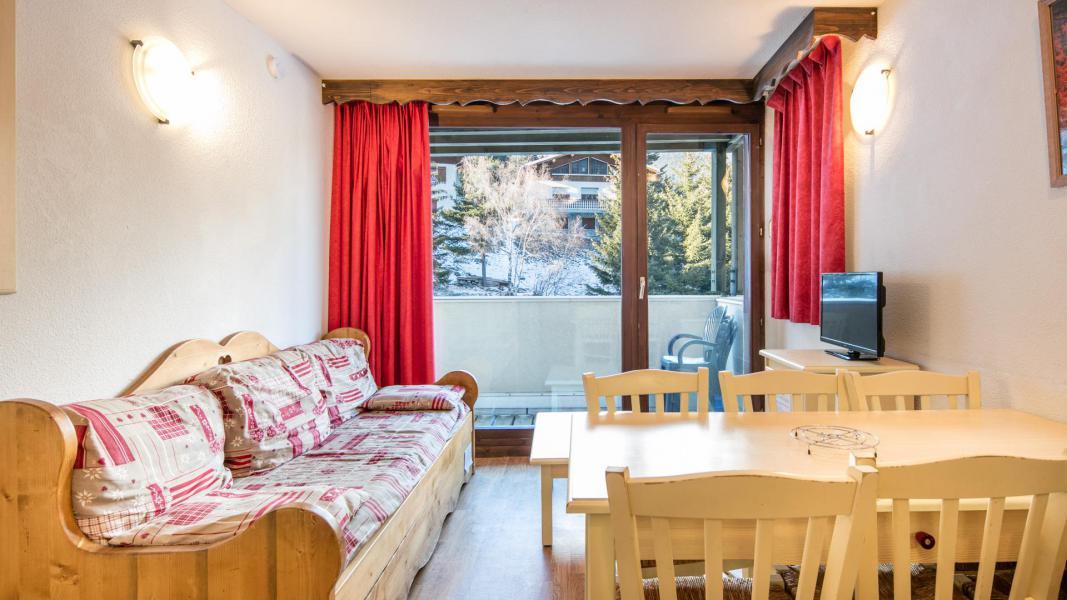 Location au ski Résidence les Chalets et Balcons de la Vanoise - La Norma - Séjour