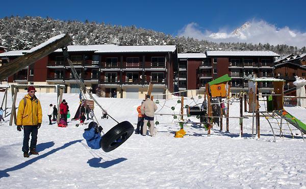 Location au ski Résidence les Herminières - La Norma