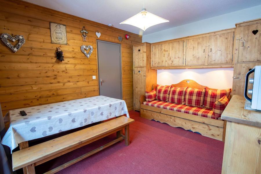 Location au ski Appartement 2 pièces coin montagne 6 personnes (SB508A) - Résidence les Portes de la Vanoise - La Norma - Coin repas