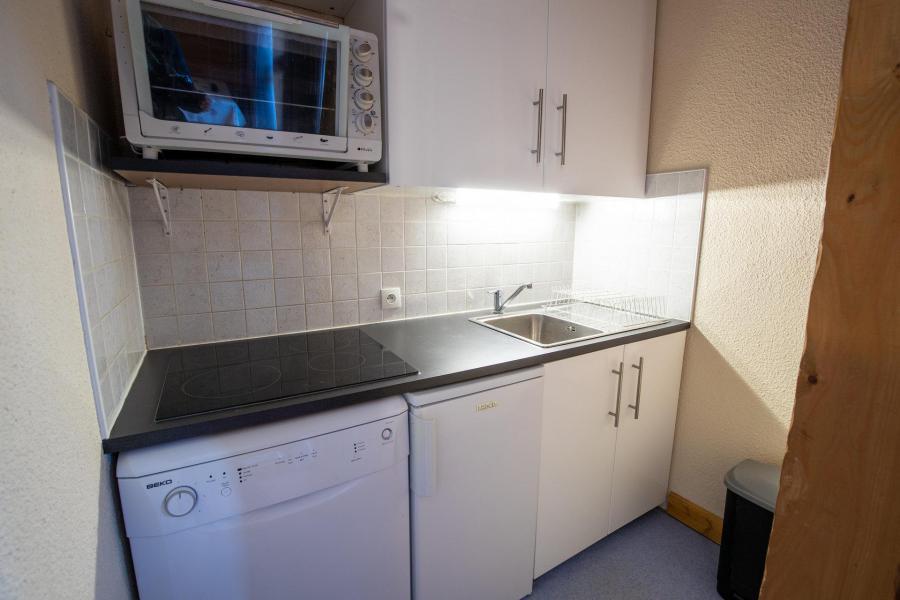 Location au ski Appartement 2 pièces coin montagne 6 personnes (SB508A) - Résidence les Portes de la Vanoise - La Norma - Table
