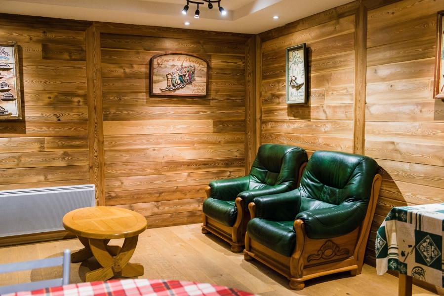 Location au ski Résidence Plein Soleil - La Norma - Réception