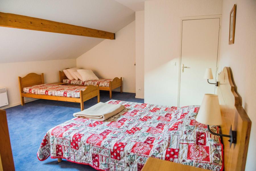 Location au ski Résidence Plein Soleil - La Norma - Chambre mansardée