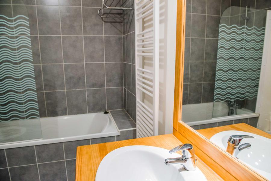 Alquiler al esquí Résidence Plein Soleil - La Norma - Cuarto de baño