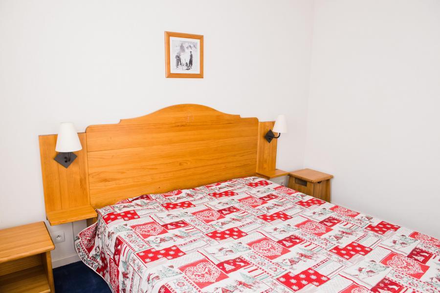 Аренда на лыжном курорте Résidence Plein Soleil - La Norma - Двухспальная кровать