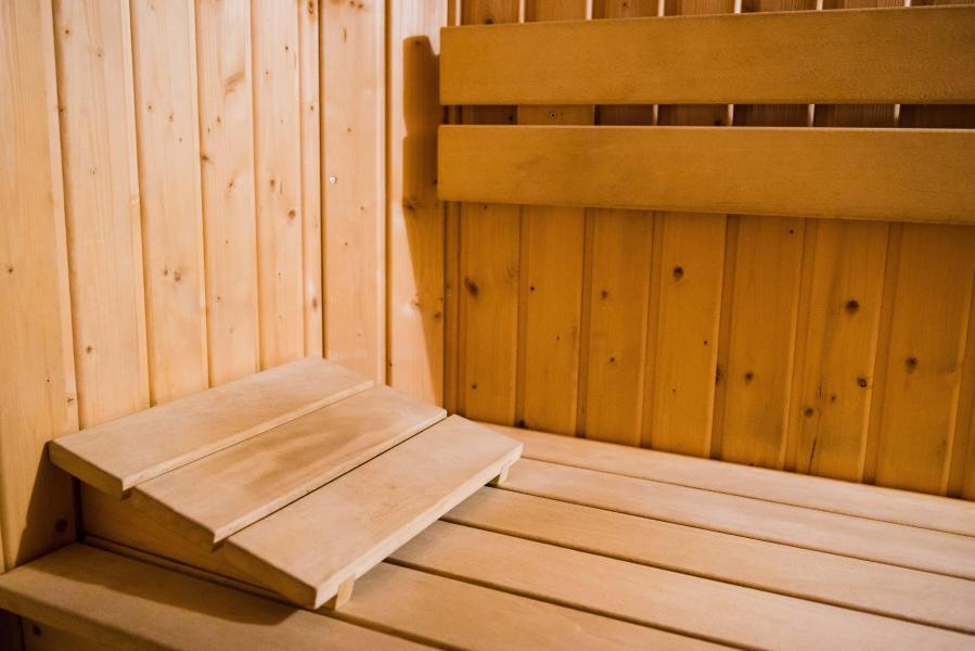 Skiverleih Résidence Plein Soleil - La Norma - Sauna