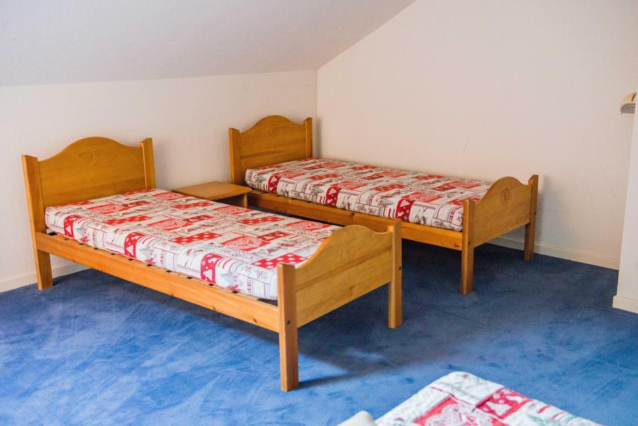 Аренда на лыжном курорте Résidence Plein Soleil - La Norma - Односпальная кровать