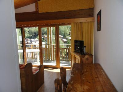 Аренда на лыжном курорте Апартаменты 2 комнат 6 чел. (5205) - Les Chalets de la Vanoise - La Norma - апартаменты