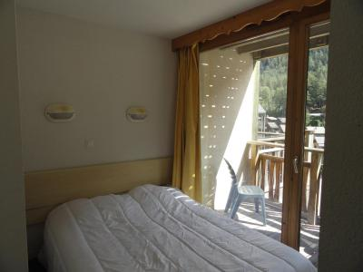 Аренда на лыжном курорте Апартаменты 2 комнат 6 чел. (5205) - Les Chalets de la Vanoise - La Norma - Двухспальная кровать