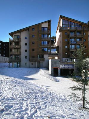 Ski en famille Les Chalets de la Vanoise