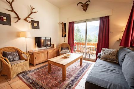 Rent in ski resort Semi-detached 3 room chalet 6 people (CHT79) - Les Chalets Petit Bonheur - La Norma