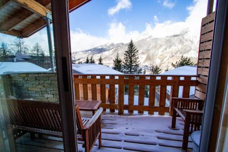 Rent in ski resort Semi-detached 3 room chalet 6 people (CHT83) - Les Chalets Petit Bonheur - La Norma