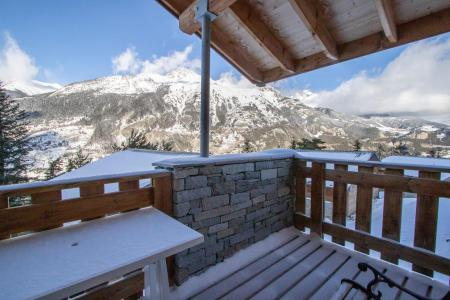 Rent in ski resort Semi-detached 3 room chalet 6 people (CHT84) - Les Chalets Petit Bonheur - La Norma