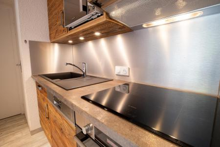 Rent in ski resort 3 room mezzanine apartment 10 people (CH02C) - Résidence la Chapelle - La Norma - Cooking rings