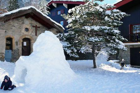 Rent in ski resort Résidence la Chapelle - La Norma