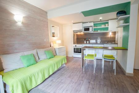 Rent in ski resort 2 room apartment 4 people (CH19C) - Résidence la Chapelle - La Norma