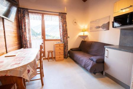 Rent in ski resort 2 room mezzanine apartment 6 people (NO52GV) - Résidence le Grand Vallon - La Norma