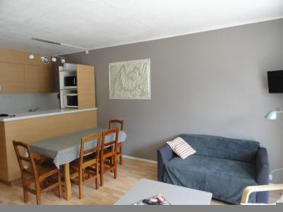 Rent in ski resort 3 room apartment sleeping corner 8 people (PR31CA) - Résidence le Pra - La Norma