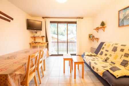 Rent in ski resort 3 room apartment sleeping corner 8 people (PR21R) - Résidence le Pra - La Norma