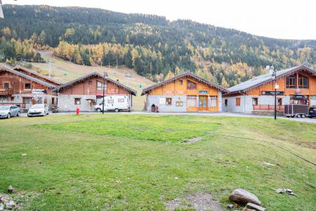 Rent in ski resort 2 room apartment sleeping corner 6 people (PR03CO) - Résidence le Pra - La Norma