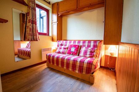 Аренда на лыжном курорте Апартаменты 2 комнат кабин 4 чел. (TE407T) - Résidence le Tétras - La Norma - Сиденье банкетка