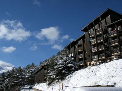 Ski en famille Résidence le Tétras