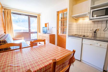 Rent in ski resort 2 room apartment 4 people (TE215T) - Résidence le Tétras - La Norma
