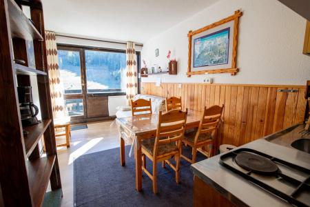 Rent in ski resort Studio cabin 4 people (TE212T) - Résidence le Tétras - La Norma