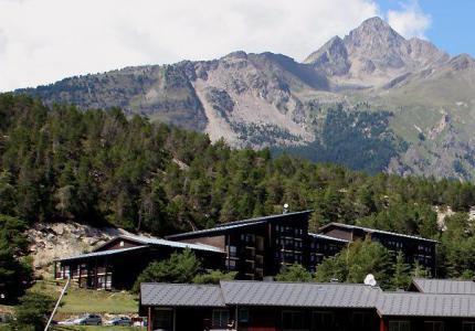 Аренда на лыжном курорте Résidence le Tétras - La Norma - зимой под открытым небом