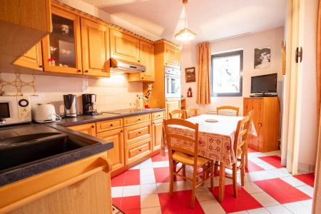 Rent in ski resort 2 room apartment sleeping corner 4 people (AI26HD) - Résidence les Airelles - La Norma
