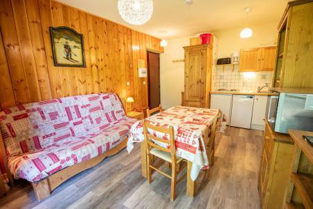 Rent in ski resort 2 room apartment 4 people (AR29B) - Résidence les Arolles - La Norma - Living room