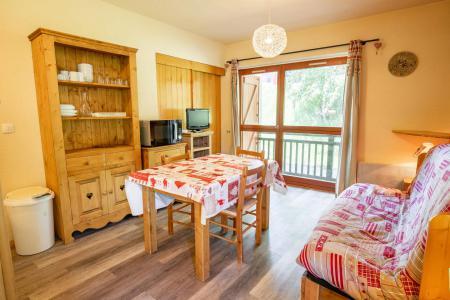 Rent in ski resort 2 room apartment 4 people (AR29B) - Résidence les Arolles - La Norma - Table