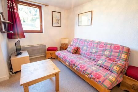 Rent in ski resort 3 room mezzanine apartment 8 people (AR24B) - Résidence les Arolles - La Norma