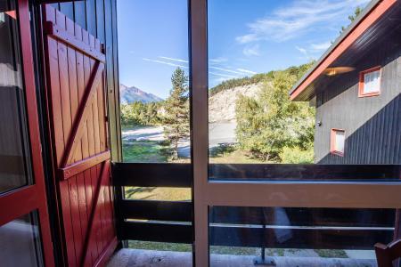 Rent in ski resort 3 room mezzanine apartment 8 people (AR17A) - Résidence les Arolles - La Norma