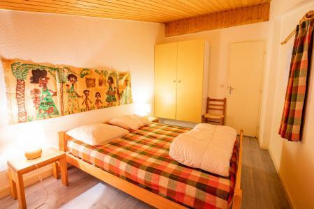 Rent in ski resort 3 room mezzanine apartment 8 people (AR40A) - Résidence les Arolles - La Norma