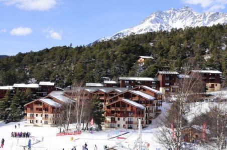 Location Résidence les Balcons d'Anaïs hiver