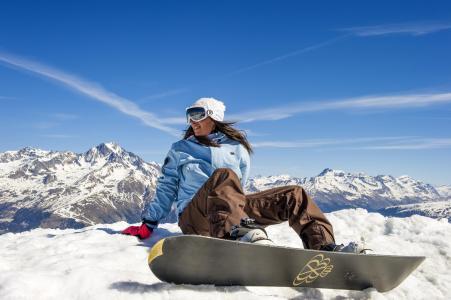 Location au ski Résidence les Balcons d'Anaïs - La Norma - Extérieur hiver