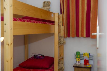 Rent in ski resort Résidence les Balcons d'Anaïs - La Norma - Bunk beds