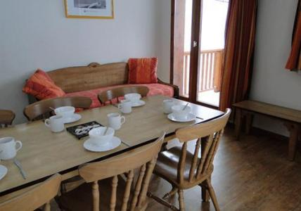 Location au ski Residence Les Balcons D'ana?s - La Norma - Coin repas