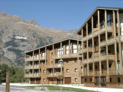 Rental La Norma : Résidence les Balcons de la Vanoise winter