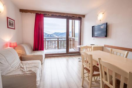 Rent in ski resort 3 room apartment 6 people (BV516) - Résidence les Balcons de la Vanoise - La Norma