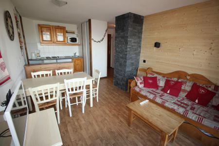 Rent in ski resort 3 room apartment 6 people (BV517) - Résidence les Balcons de la Vanoise - La Norma