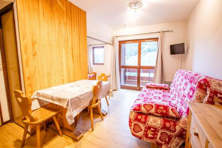 Rent in ski resort 2 room apartment 4 people (CA47FC) - Résidence les Campanules - La Norma