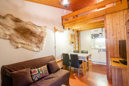 Rent in ski resort 2 room apartment 4 people (CA35FA) - Résidence les Campanules - La Norma