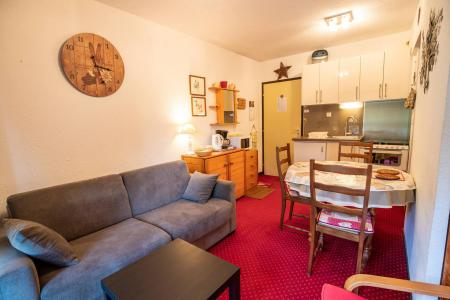 Rent in ski resort 2 room apartment 4 people (CA13FC) - Résidence les Campanules - La Norma