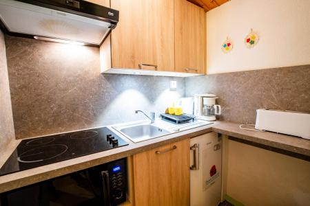 Rent in ski resort 2 room apartment sleeping corner 6 people (CA60FC) - Résidence les Campanules - La Norma
