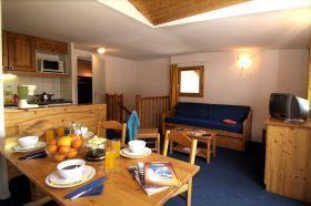 Location au ski Residence Les Chalets De La Vanoise - La Norma - Appartement